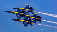 Blue Angel Diamond 2015 Wallpaper